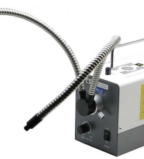Illuminatore a fibre ottiche