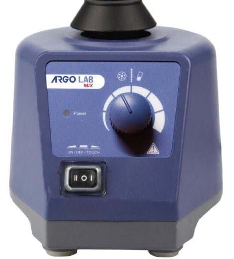 Agitatore a vibrazione per provette mix - vortex