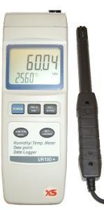 TERMOIGROMETRO DIGITALE 0-50°C 10 -95% 0,01% UR